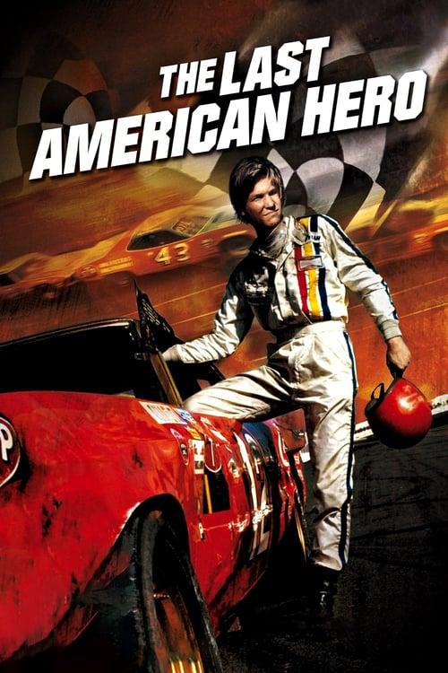 The Last American Hero - Movie Poster