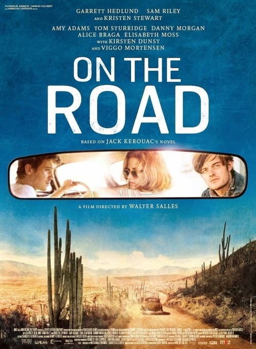 On the Road - Movie Poster