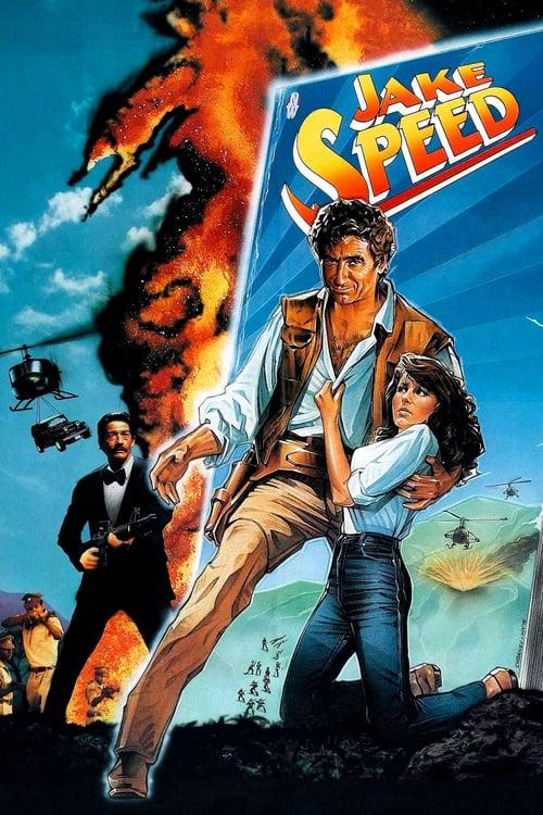 Jake Speed - Movie Poster