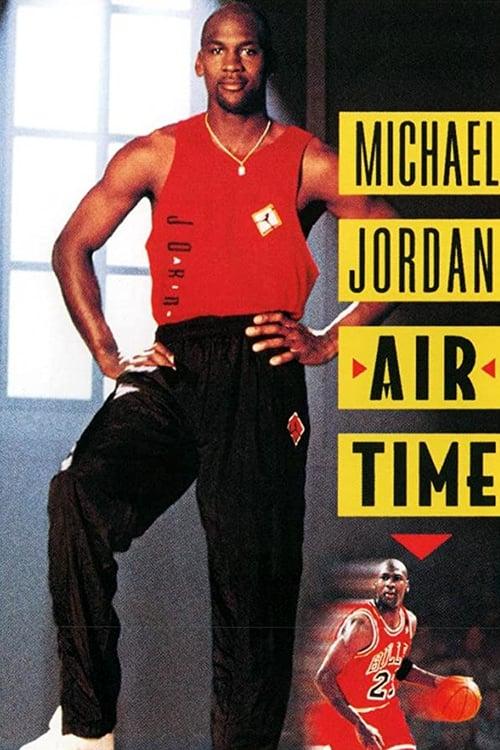 Michael Jordan: Air Time - Movie Poster