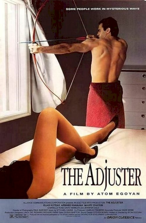 The Adjuster - Movie Poster