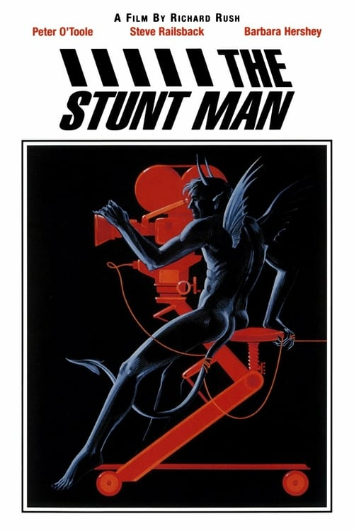 The Stunt Man - Movie Poster