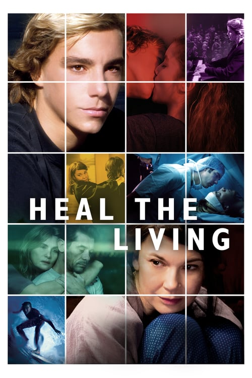 Heal the Living - Movie Poster