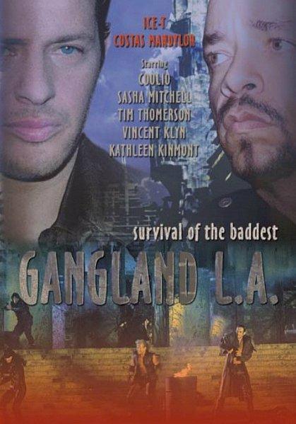 Gangland - Movie Poster