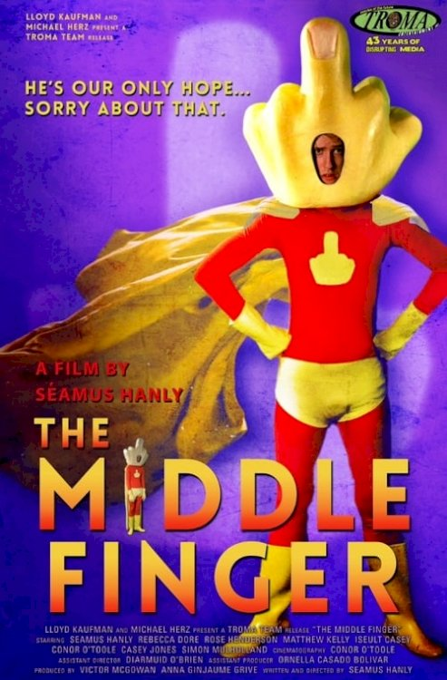 The Middle Finger - Movie Poster