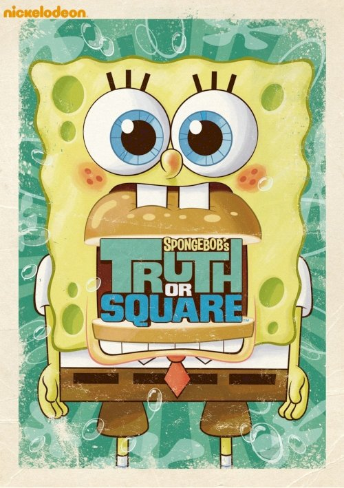 Truth or Square - Movie Poster