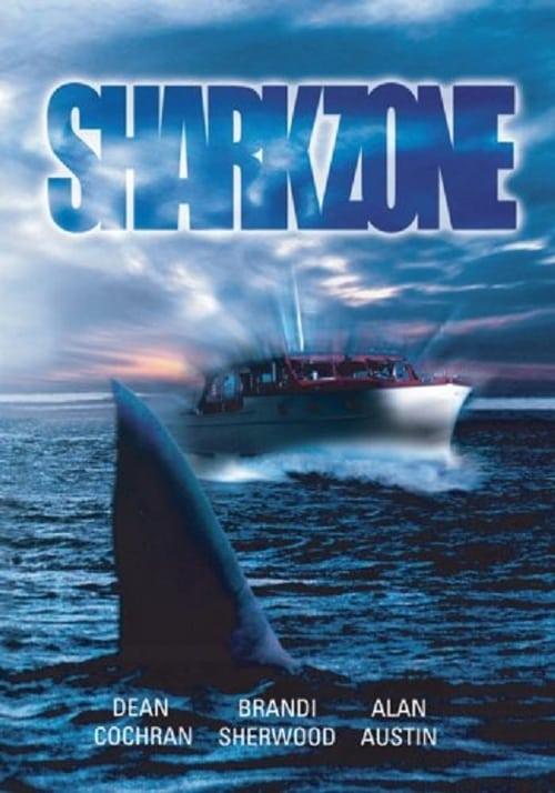 Shark Zone - Movie Poster