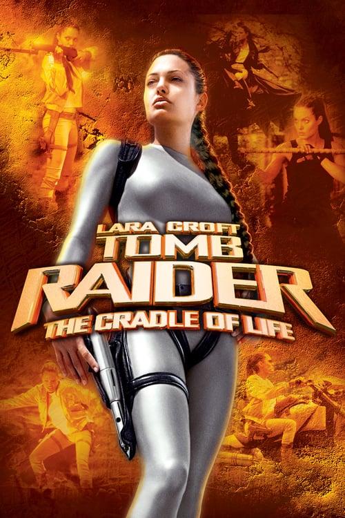 Lara Croft: Tomb Raider - The Cradle of Life - Movie Poster