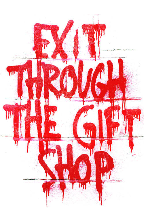 Exit Through the Gift Shop - Movie Poster