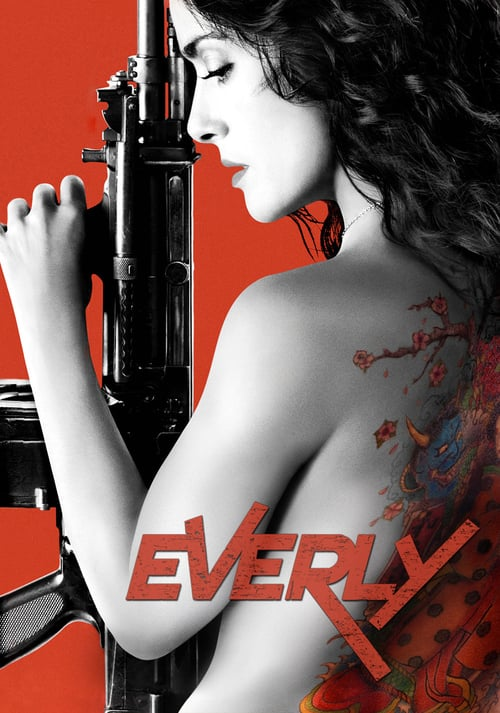 Everly - Movie Poster