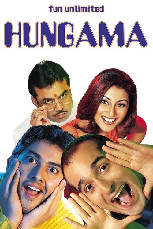 Hungama - Movie Poster