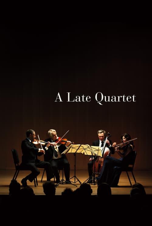 A Late Quartet - Movie Poster