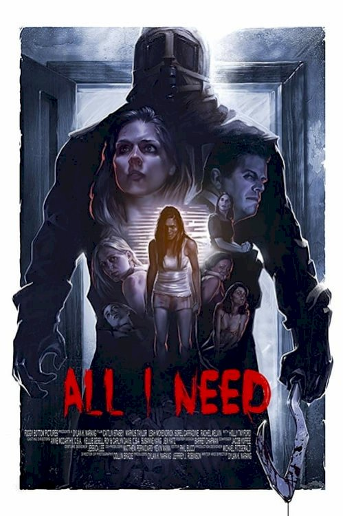 All I Need - Movie Poster