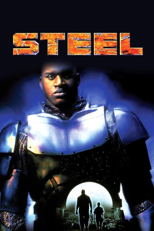 Steel - Movie Poster