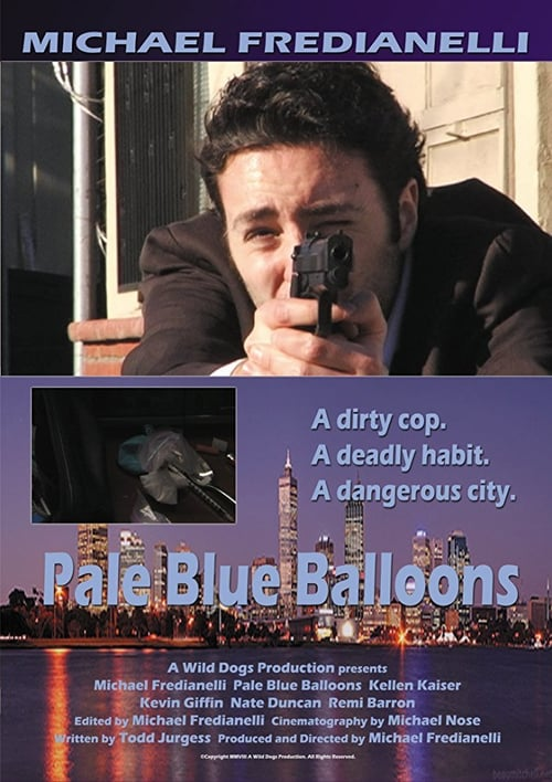 Pale Blue Balloons - Movie Poster