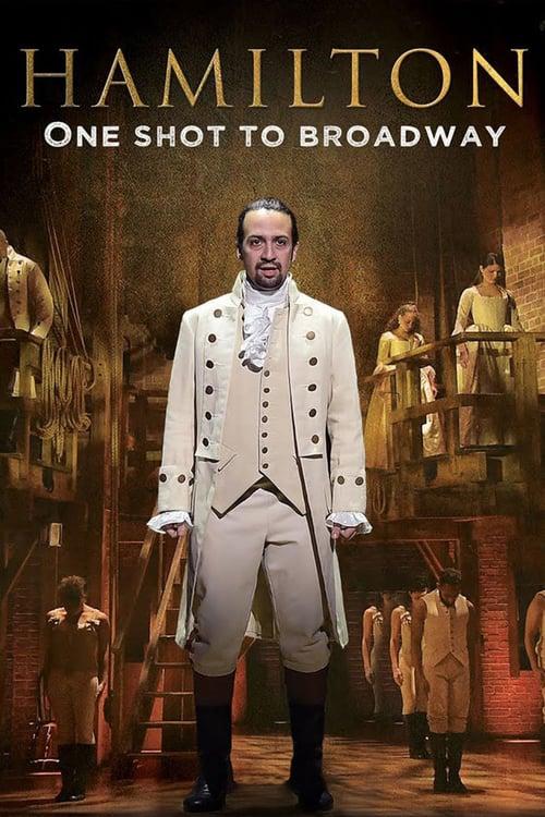 Hamilton: One Shot to Broadway - Movie Poster