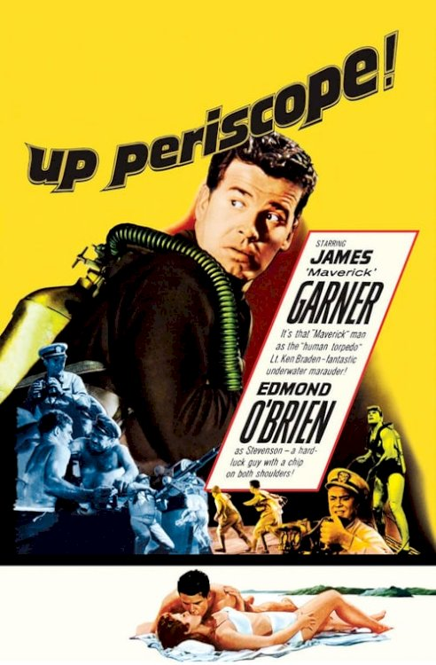 Up Periscope - Movie Poster