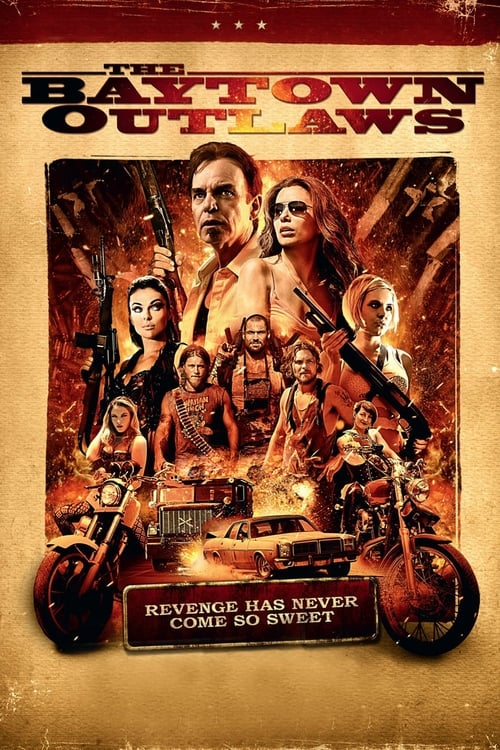 The Baytown Outlaws - Movie Poster