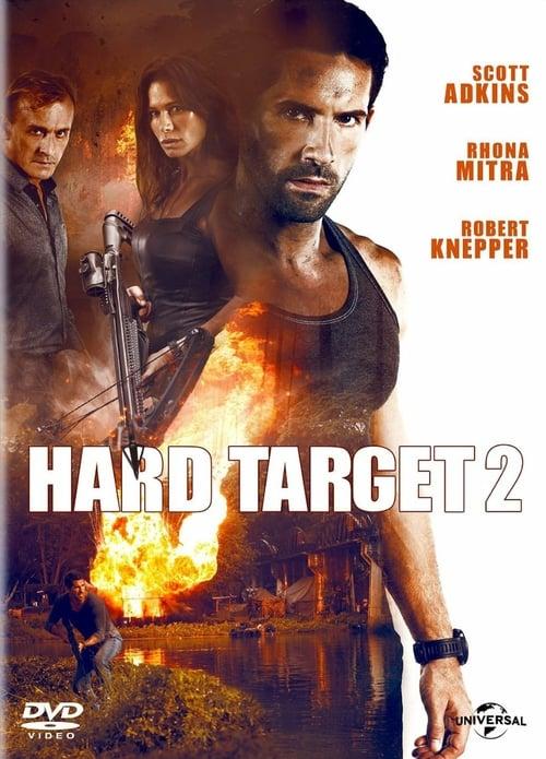 Hard Target 2 - Movie Poster