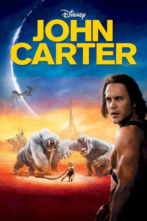 John Carter - Movie Poster