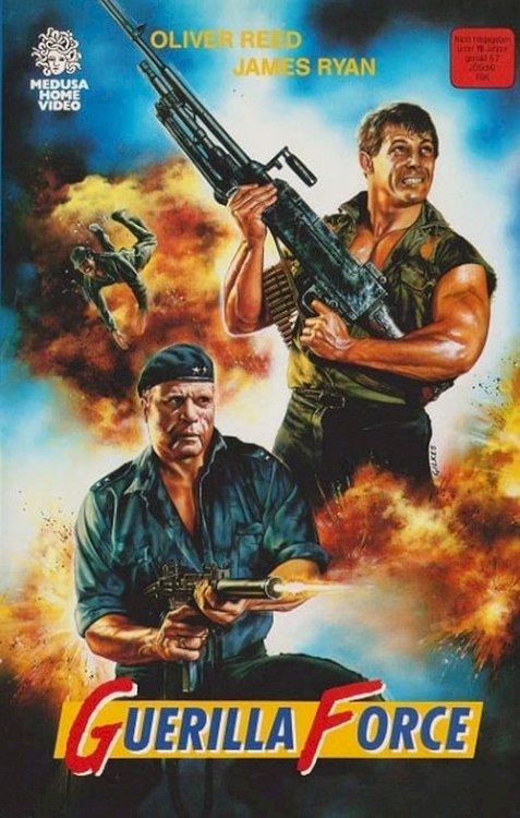 Rage to Kill - Movie Poster