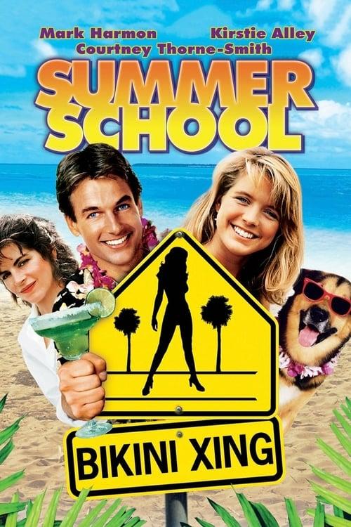 Summer School - Movie Poster