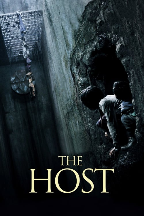 The Host - Movie Poster