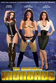 The Insatiable Ironbabe - Movie Poster