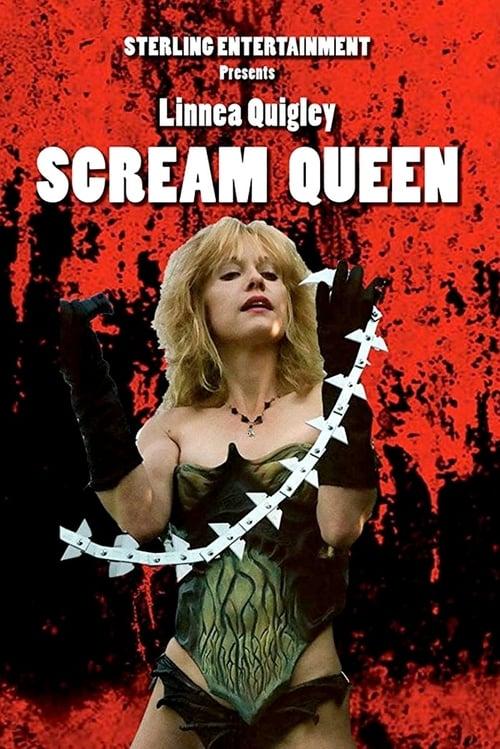 Scream Queen - Movie Poster