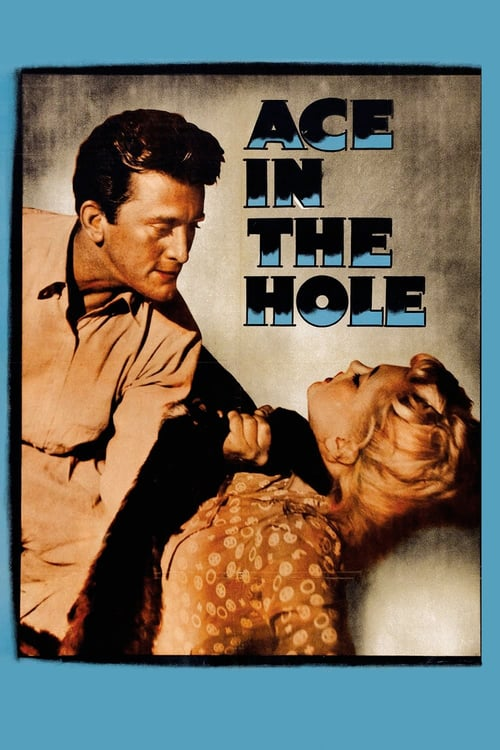 Ace in the Hole - Movie Poster