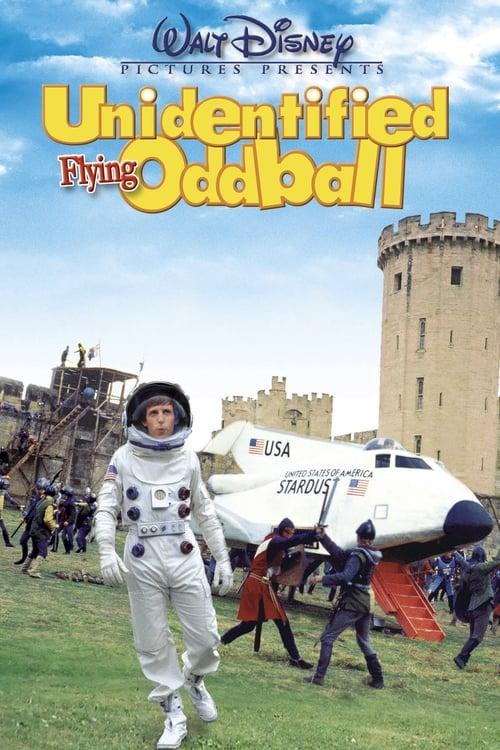 Unidentified Flying Oddball - Movie Poster