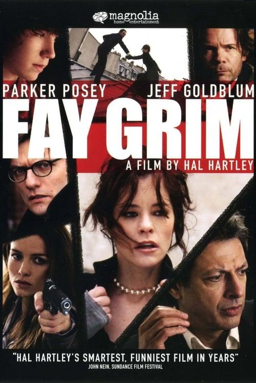 Fay Grim - Movie Poster