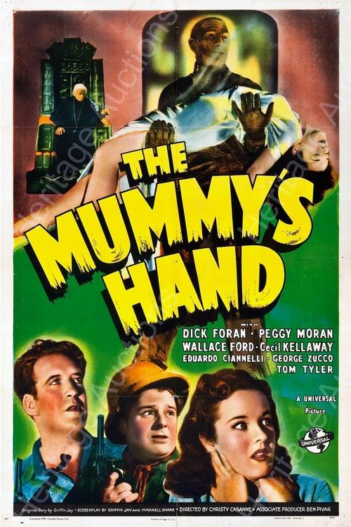 The Mummy's Hand - Movie Poster