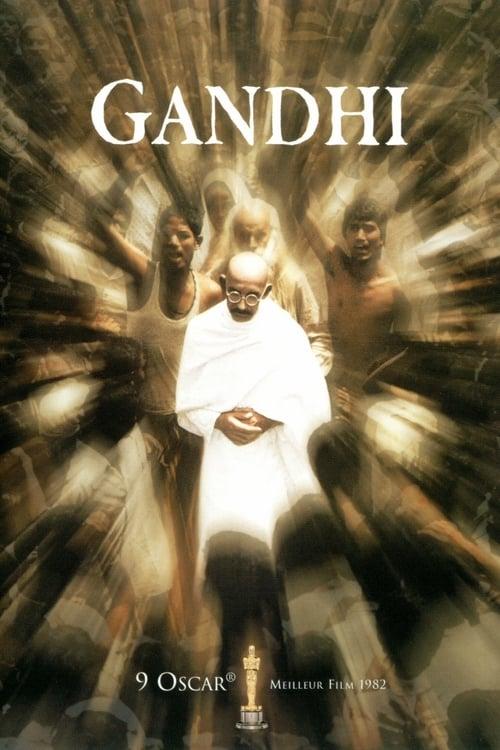 Gandhi - Movie Poster