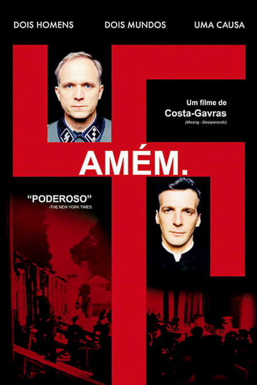 Amen. - Movie Poster