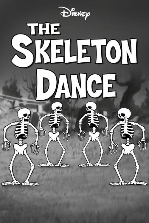 The Skeleton Dance - Movie Poster