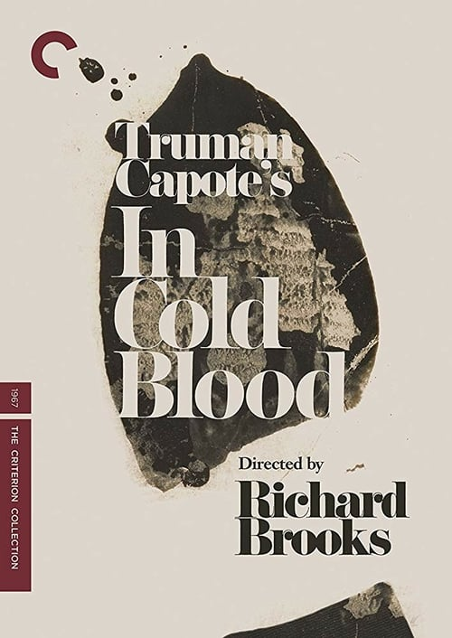 In Cold Blood - Movie Poster