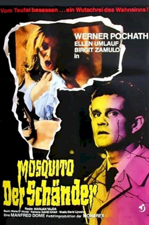 Mosquito the Rapist - Movie Poster