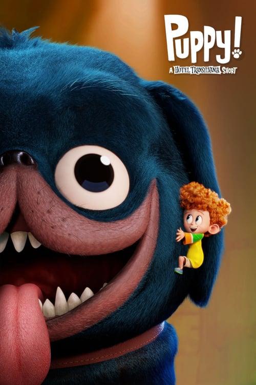 Hotel Transylvania: Puppy! - Movie Poster