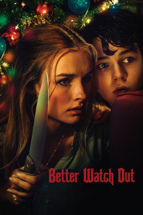 Better Watch Out - Movie Poster