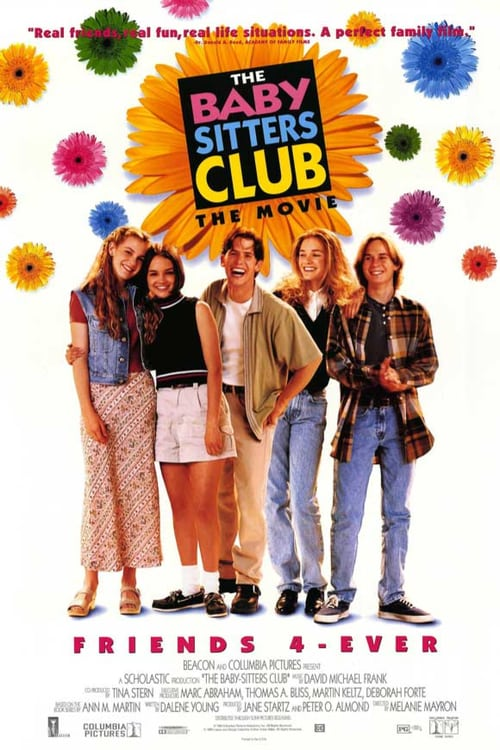 The Baby-Sitters Club - Movie Poster