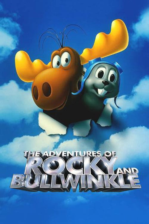 The Adventures of Rocky & Bullwinkle - Movie Poster