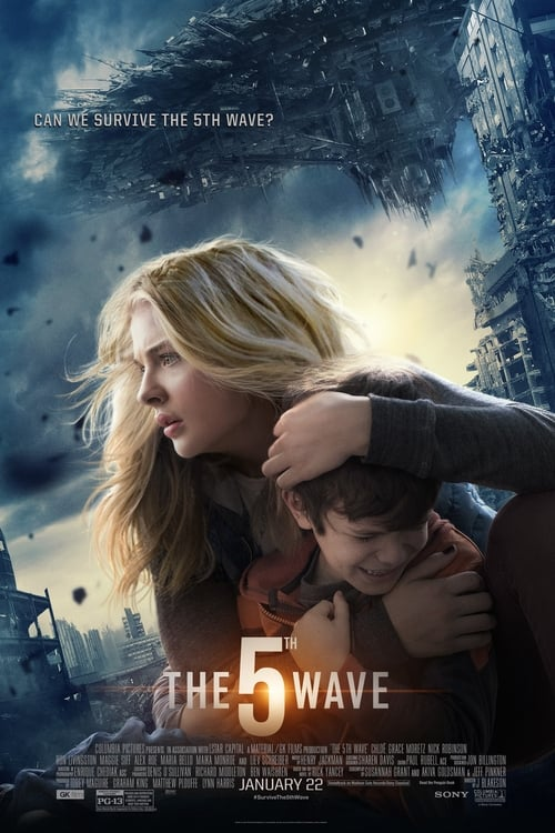 The 5th Wave - Movie Poster