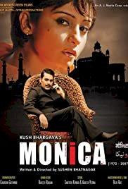 [Hindi] Monica - Movie Poster