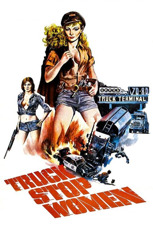 Truck Stop Women - Movie Poster