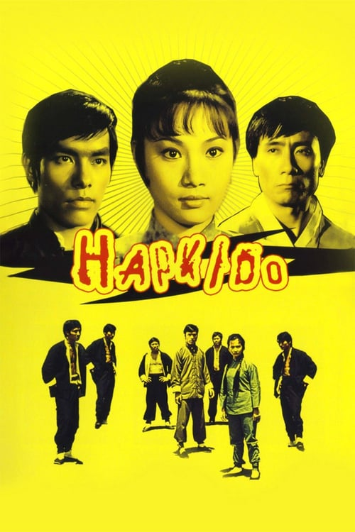 Hapkido - Movie Poster