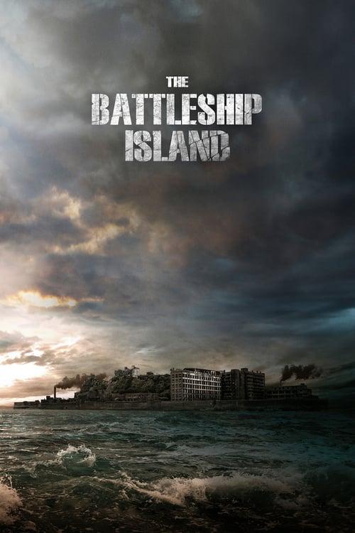 The Battleship Island - Movie Poster