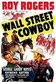 Wall Street Cowboy - Movie Poster