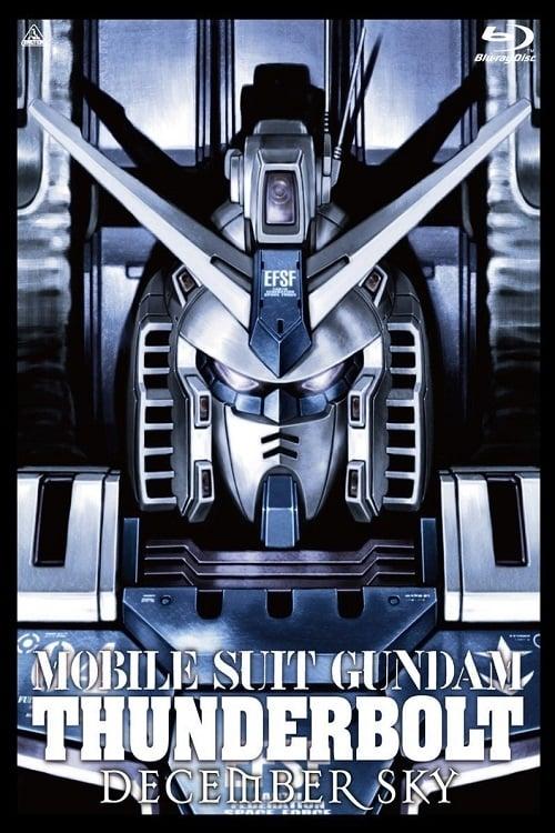 Mobile Suit Gundam Thunderbolt: December Sky - Movie Poster