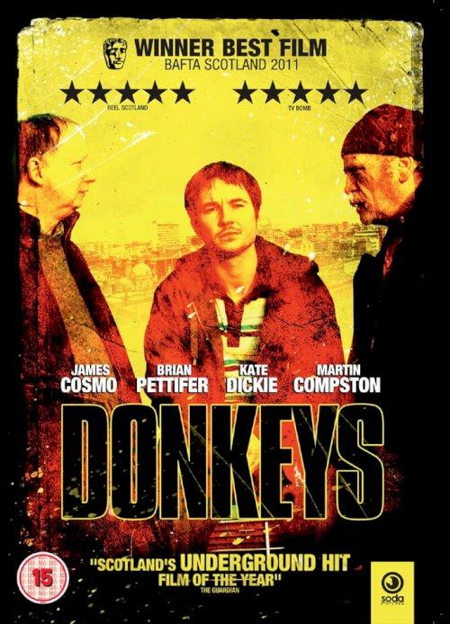 Donkeys - Movie Poster